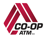 CO-OP Shared ATM network logo