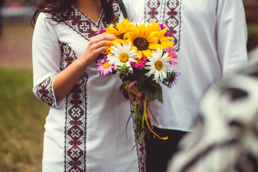May 16th is Ukrainian Vyshyvanka Day