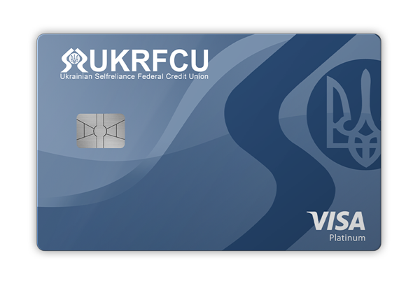 UKRFCU Visa Credit Card Platinum Rewards