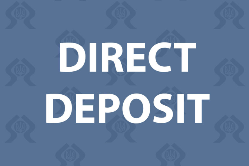 Benefits of Direct Deposit