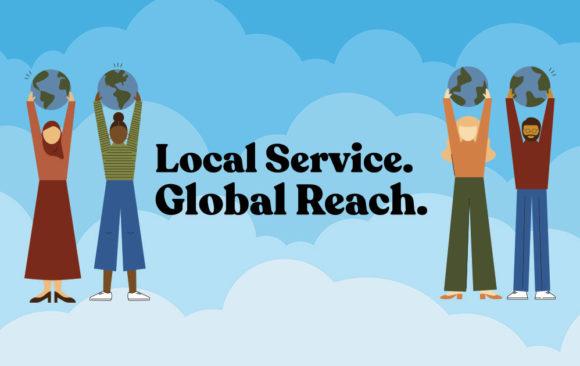 International Credit Union Day® 2019: Local service. Global reach.