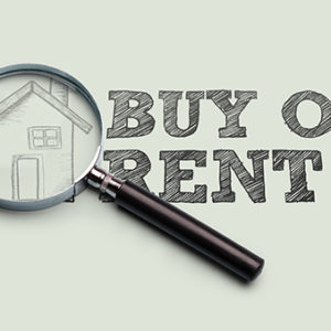 To Rent or to Buy, That is the Question